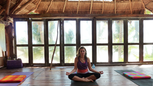 How to create your own DIY yoga retreat
